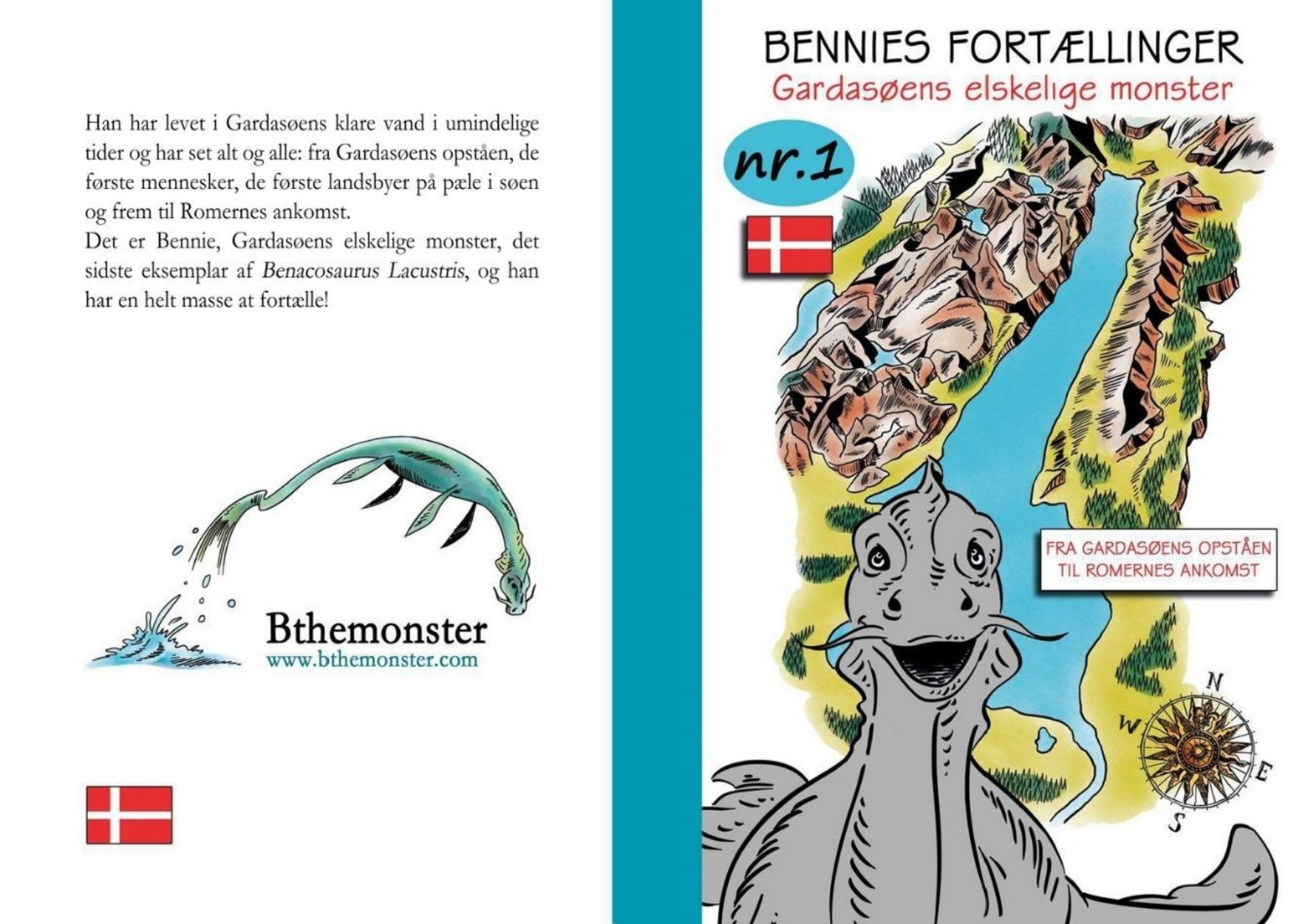 Epub Libro - Racconti di Bennie Vol. 2 - Danese. Bthemonster