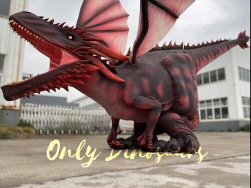 Likelike Dragon Outfit for Adults Costume in vendita sul Bthemonster.com